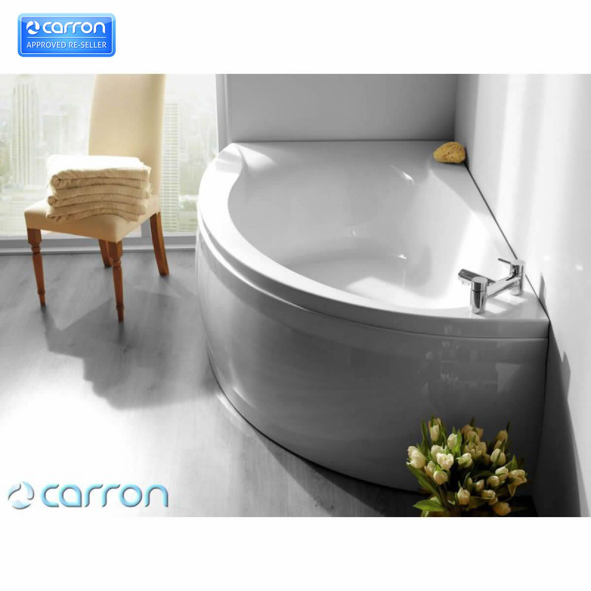 Carron Omega 1700 X 1000 Corner Offset Bath Uk Bathrooms