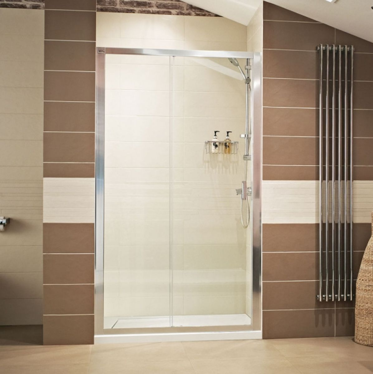 Contemporary Shower Simple Shower Enclosures Sliding Doors I Throughout Inspiration