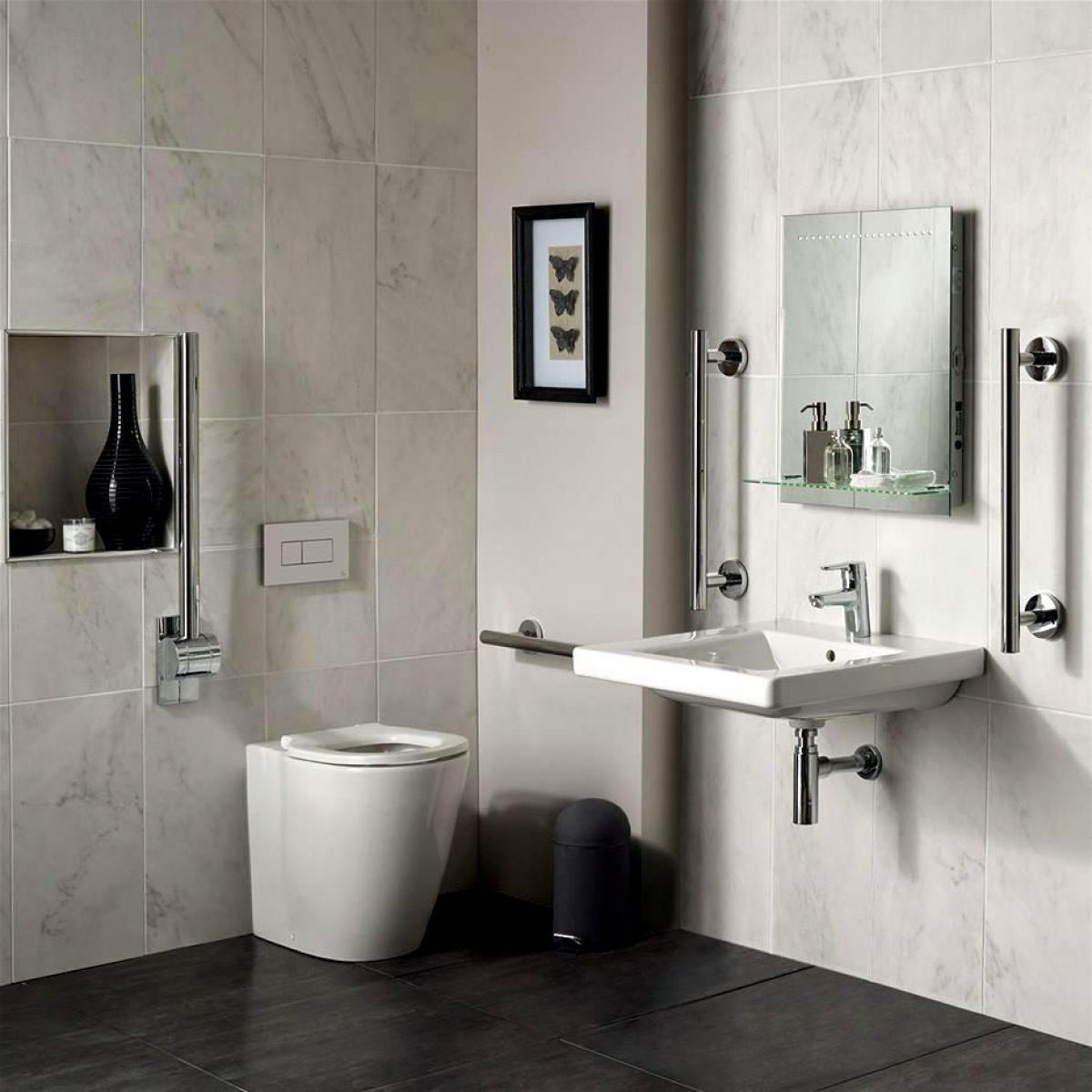 Ideal Standard Concept Freedom 60cm Accessible Washbasin