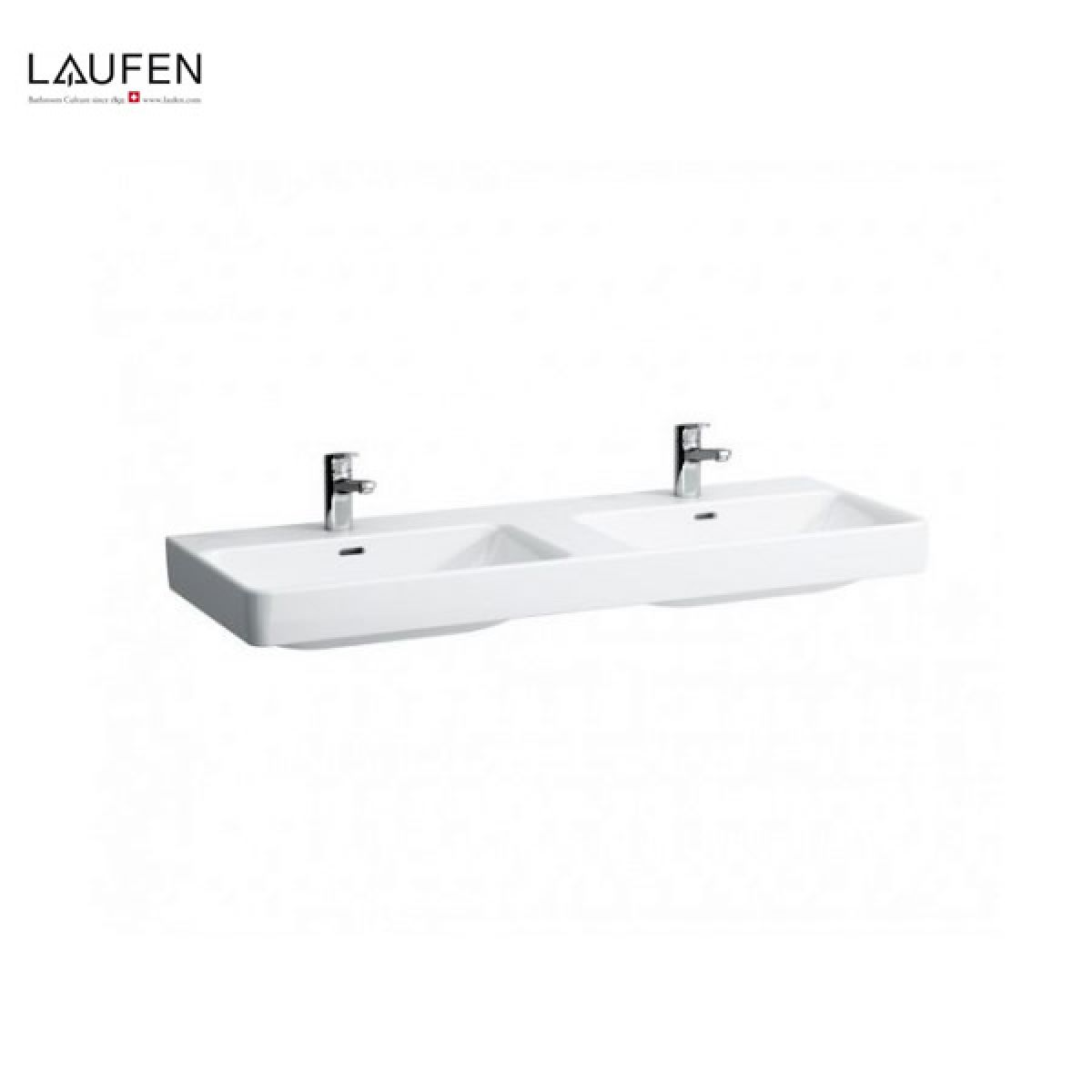 laufen pro s double washbasin uk bathrooms. Black Bedroom Furniture Sets. Home Design Ideas