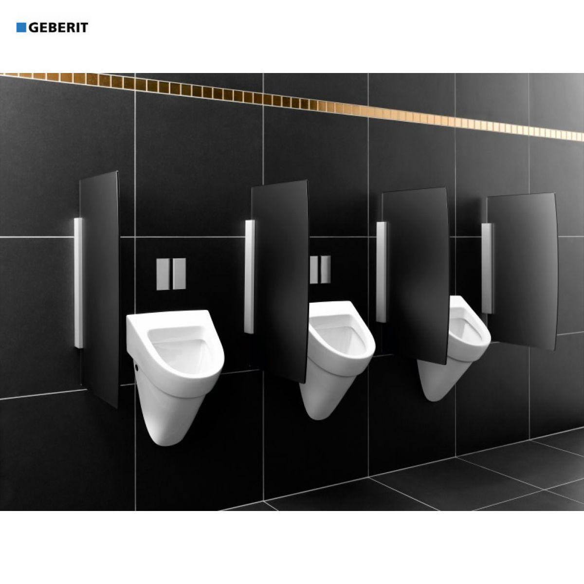 geberit duofix urinal division uk bathrooms. Black Bedroom Furniture Sets. Home Design Ideas