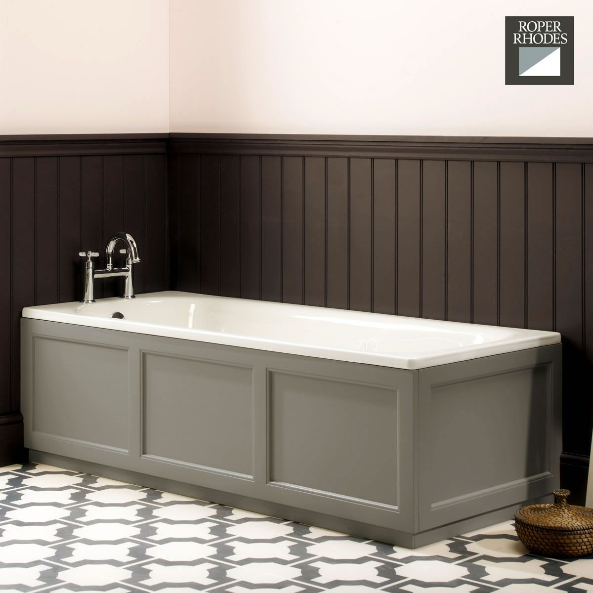 Roper Rhodes Hampton Bath Panels : UK Bathrooms