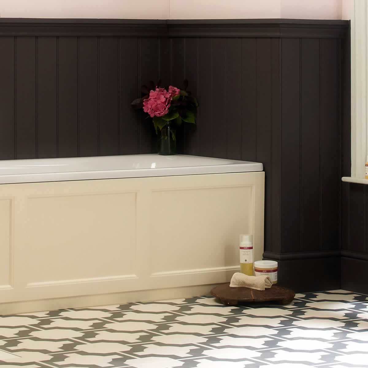 roper rhodes hampton bath panels uk bathrooms. Black Bedroom Furniture Sets. Home Design Ideas