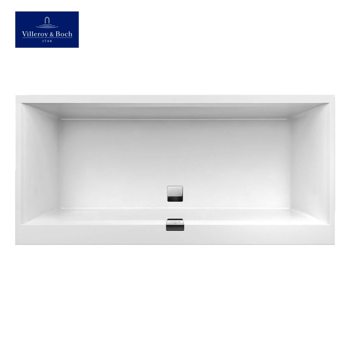 Villeroy and boch squaro edge 12 luxury bath uk bathrooms - Boch and villeroy ...