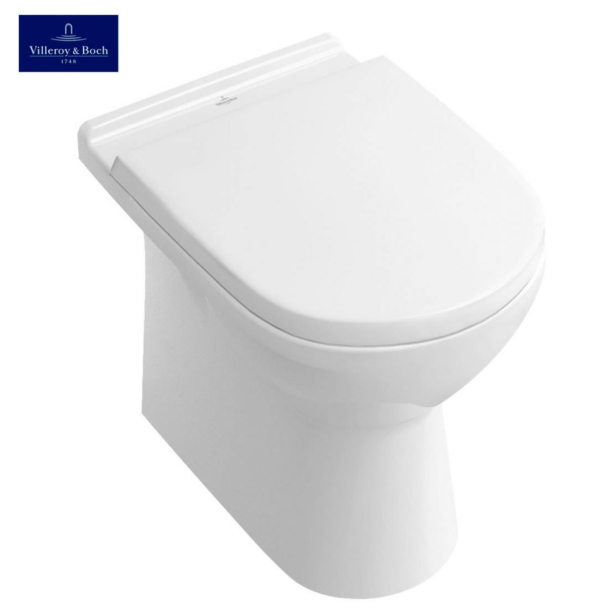 villeroy boch o novo back to wall toilet uk bathrooms. Black Bedroom Furniture Sets. Home Design Ideas