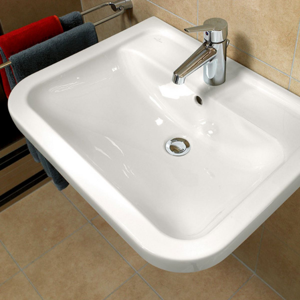 Villeroy & Boch Omnia Architectura Washbasin 5175 : UK ...