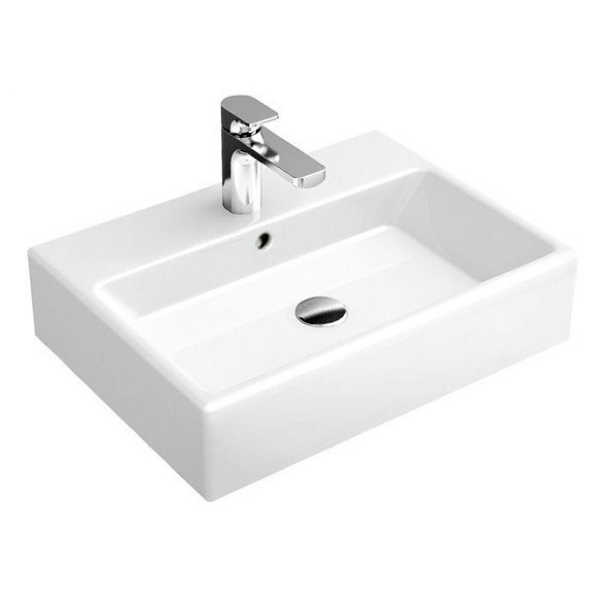 Villeroy boch 600mm memento washbasin uk bathrooms - Villeroy y bosch ...