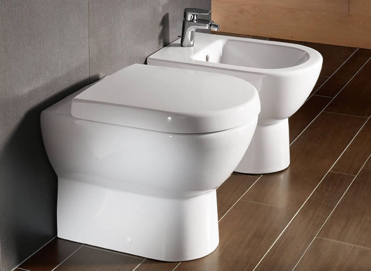 Villeroy and boch subway back to wall toilet