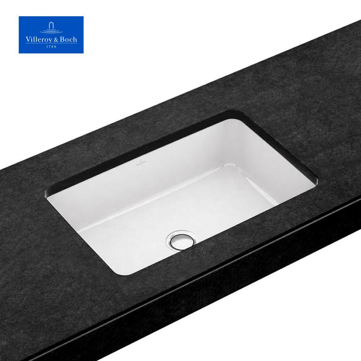 v b architectura rectangle undercounter basin uk bathrooms. Black Bedroom Furniture Sets. Home Design Ideas
