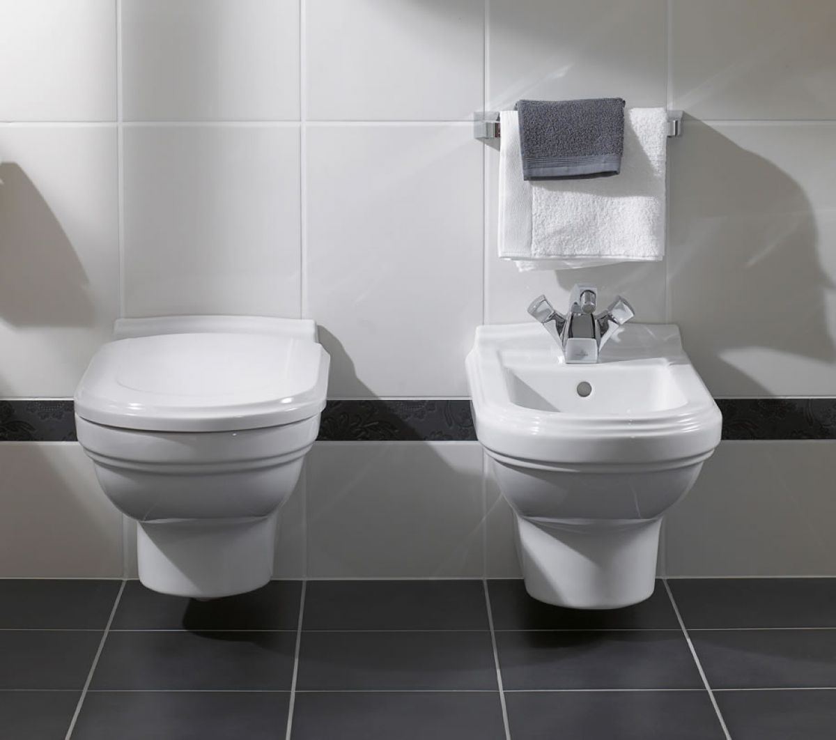 Villeroy boch hommage wall hung toilet uk bathrooms - Villeroy y bosch ...