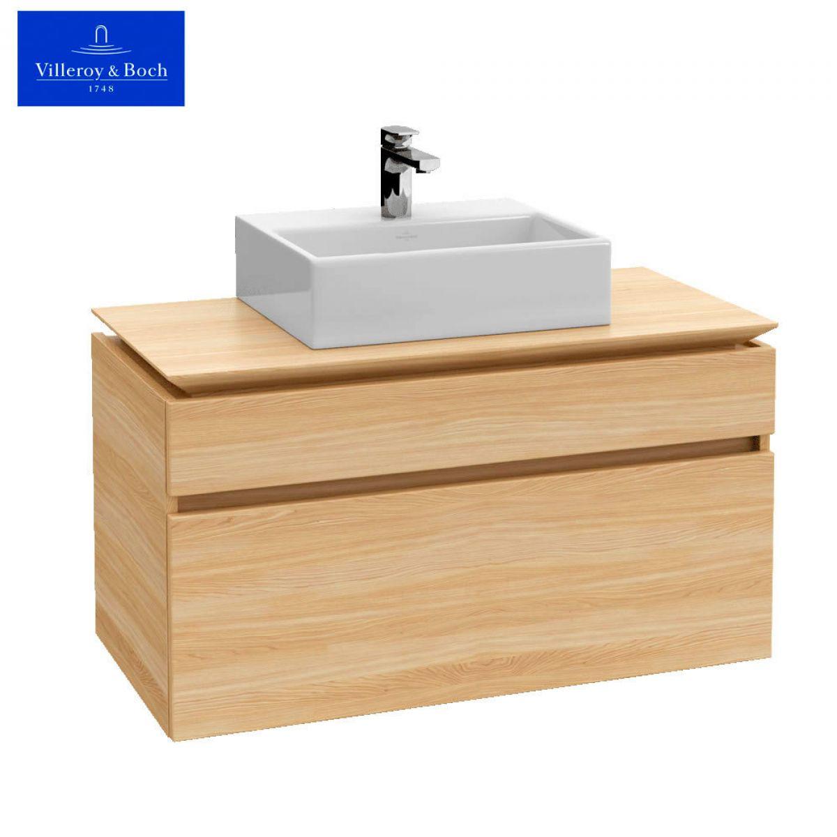Villeroy boch legato 800mm vanity unit for memento - Villeroy y boch ...