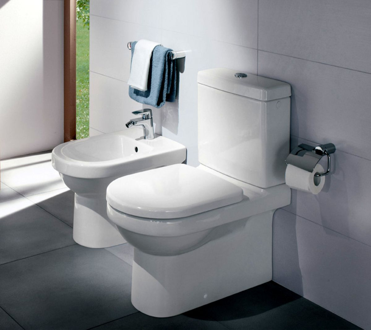 villeroy boch architectura bidet 5474 uk bathrooms. Black Bedroom Furniture Sets. Home Design Ideas