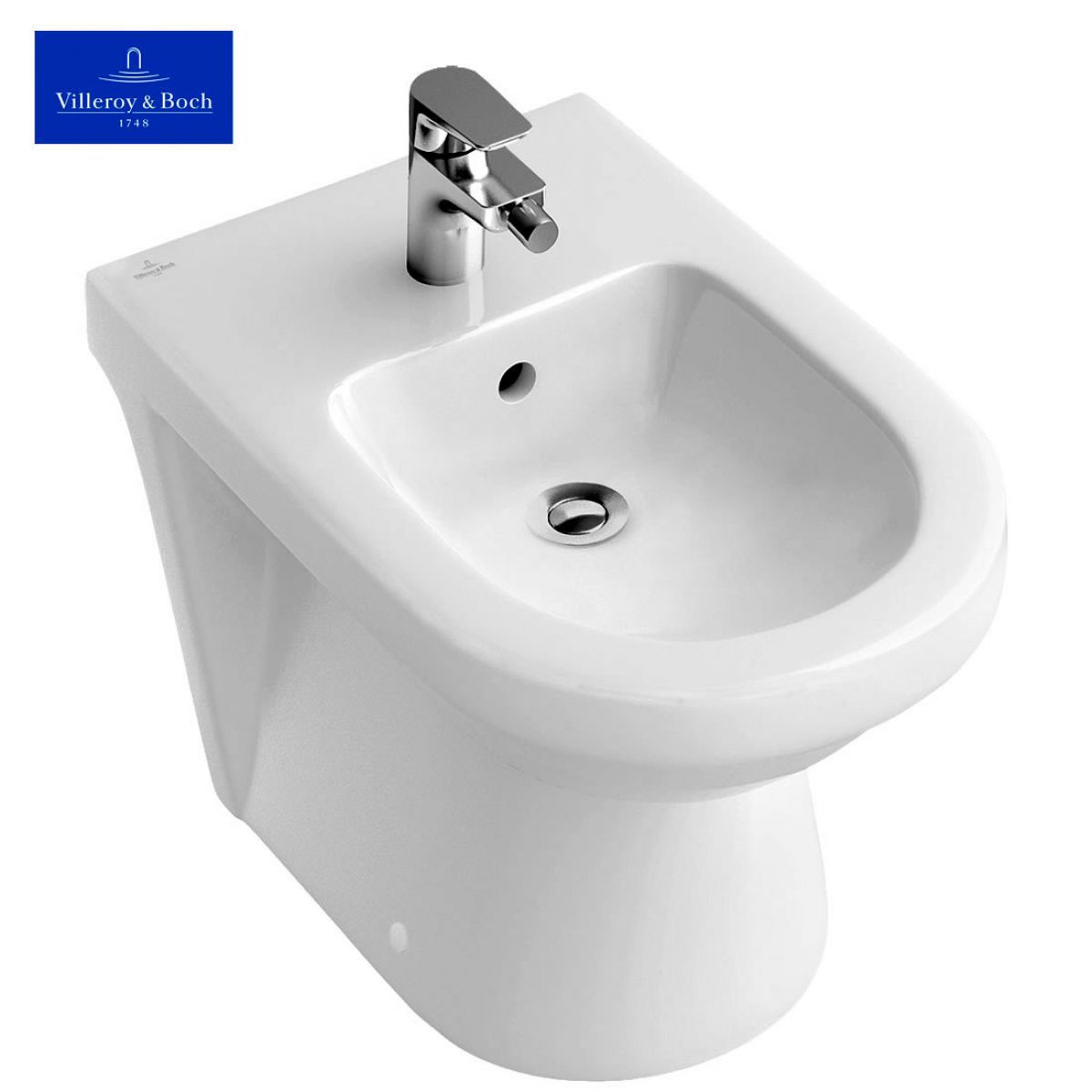 Sehr Villeroy & Boch Architectura Bidet 5474 : UK Bathrooms DZ75