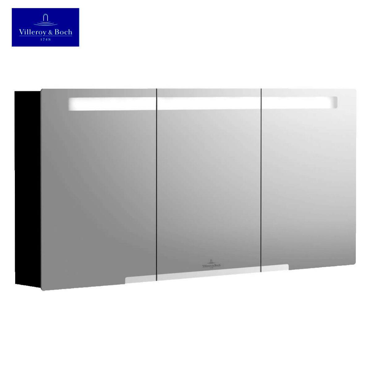 V B Subway 2 0 Triple Door Mirror Cabinet Uk Bathrooms