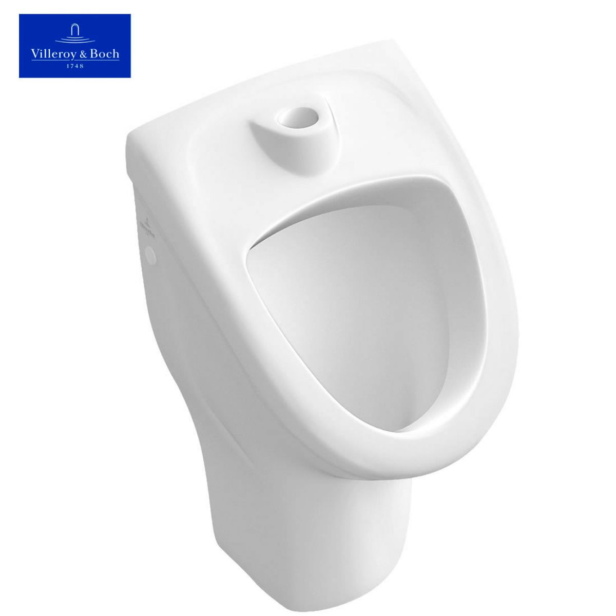 villeroy boch o novo siphonic urinal uk bathrooms. Black Bedroom Furniture Sets. Home Design Ideas