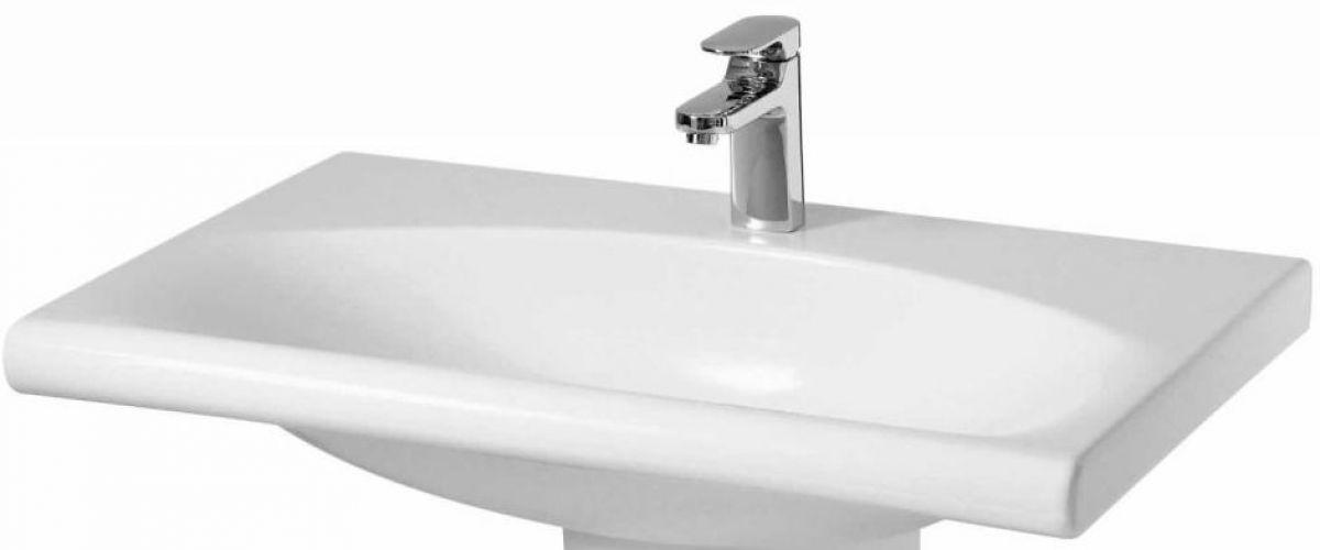 ideal standard daylight 800mm washbasin uk bathrooms. Black Bedroom Furniture Sets. Home Design Ideas