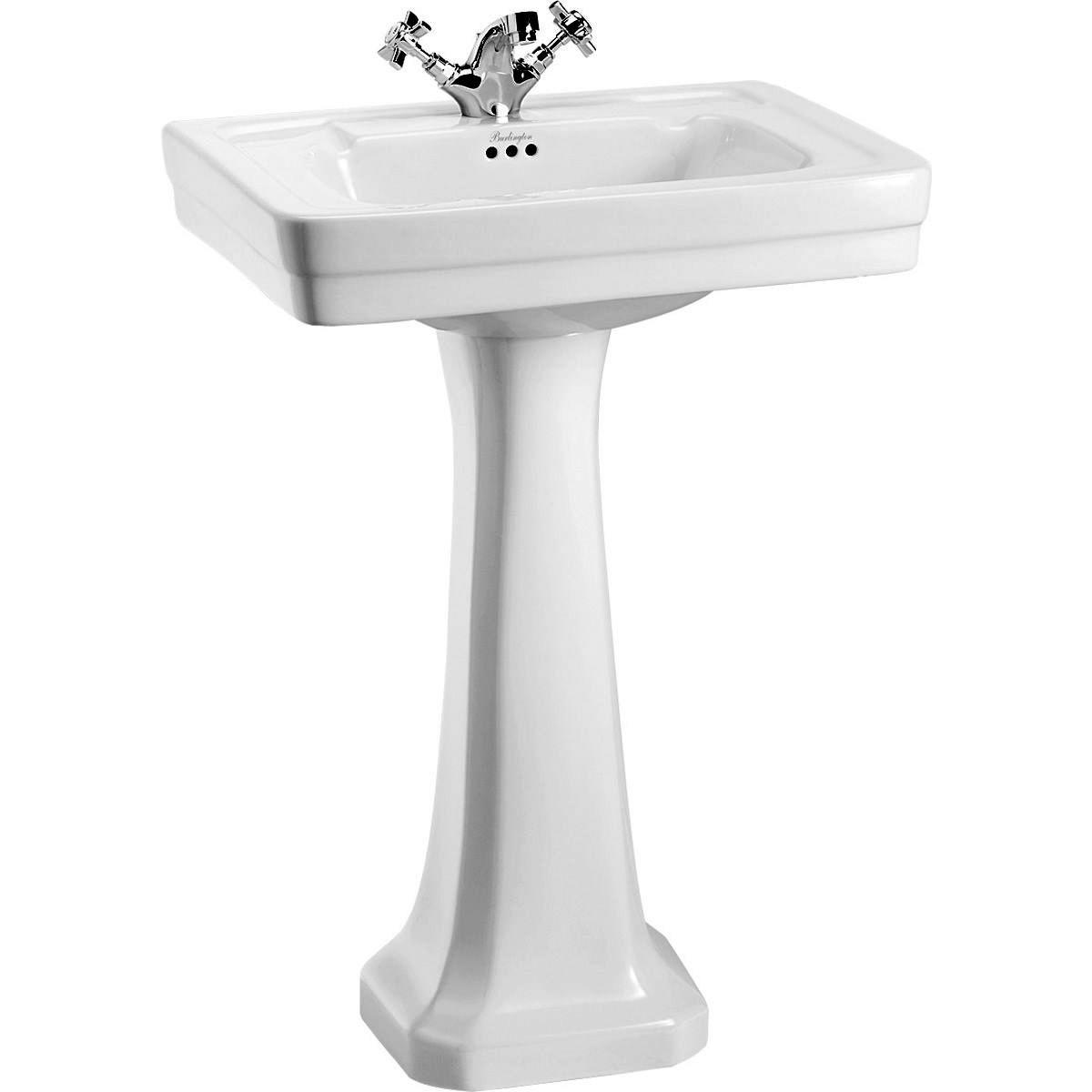 Traditional bathroom sink - Burlington Contemporary Basin