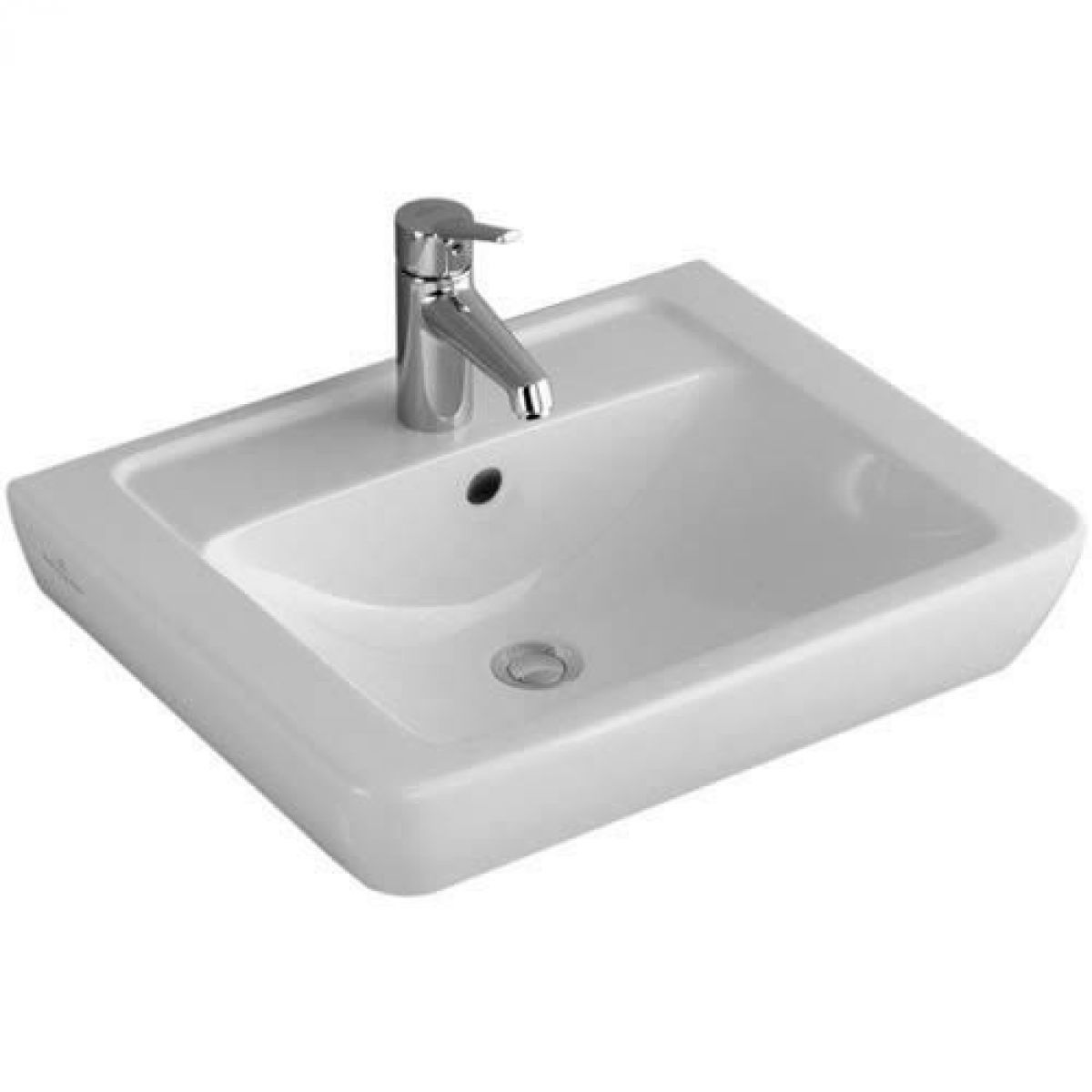 Villeroy and boch bathroom sink -  Villeroy Boch Subway Washbasin