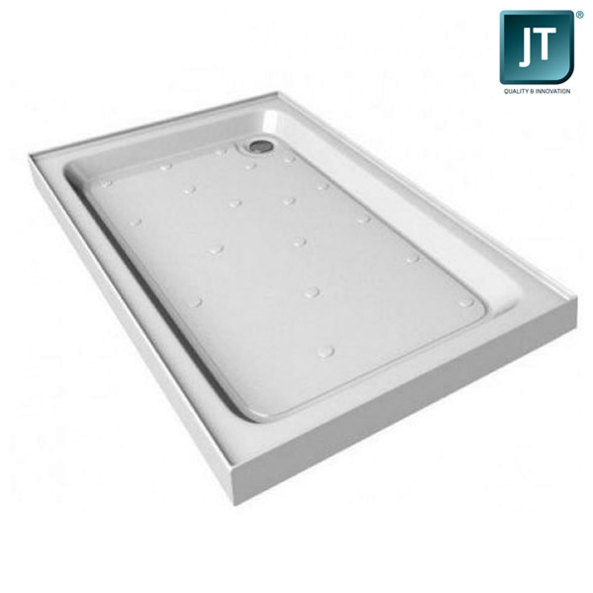 just trays ultracast rectangle upstand shower tray uk. Black Bedroom Furniture Sets. Home Design Ideas