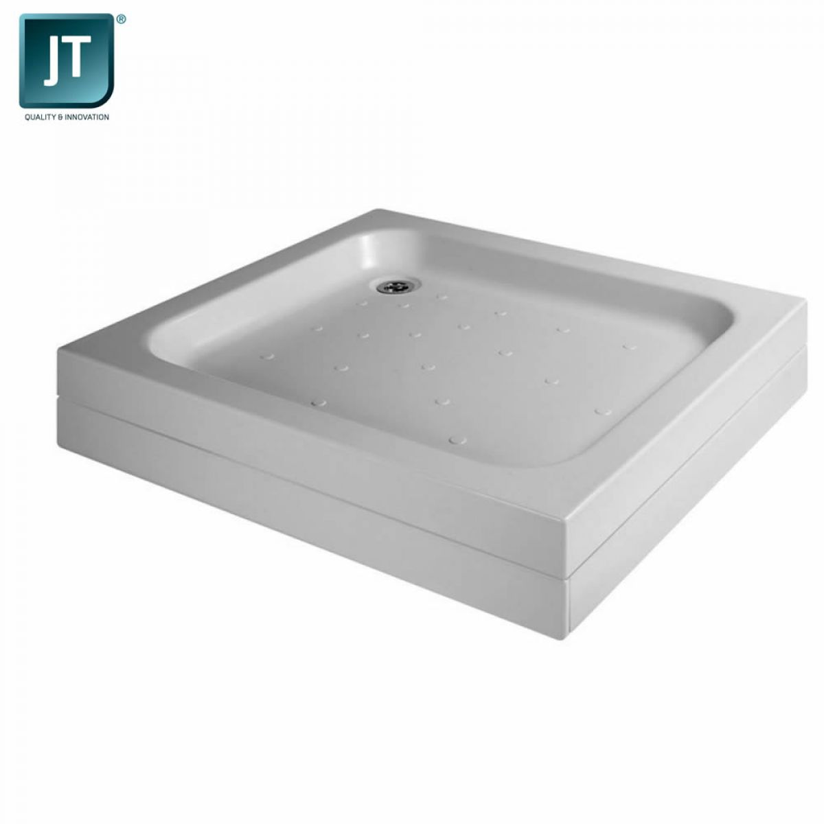 Just Trays Merlin Rectangle Flat Top Shower Tray : UK Bathrooms