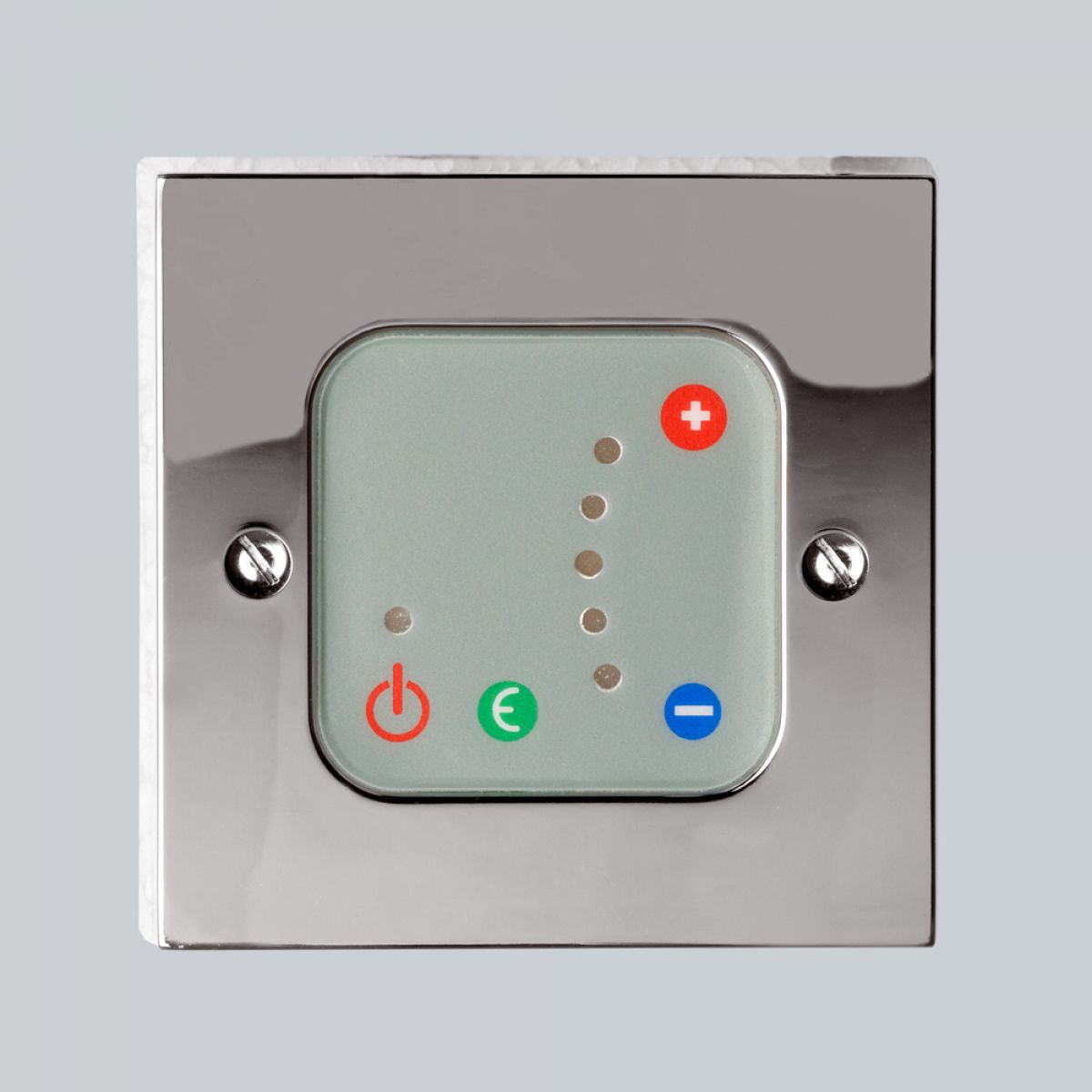 SBH Digital Temperature Controller DTC2 (Chrome) : UK Bathrooms #095DC2