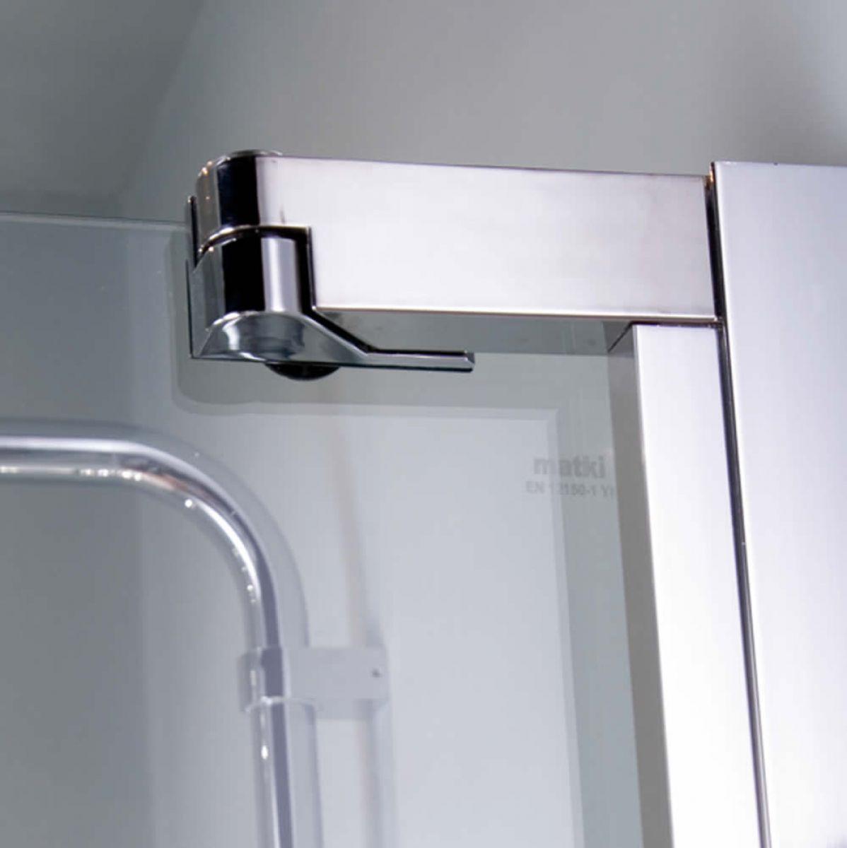 Matki New Radiance Pivot Shower Enclosure Uk Bathrooms