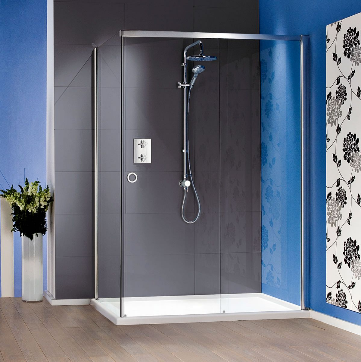 Matki New Radiance Sliding Shower Enclosure Amp Slimline