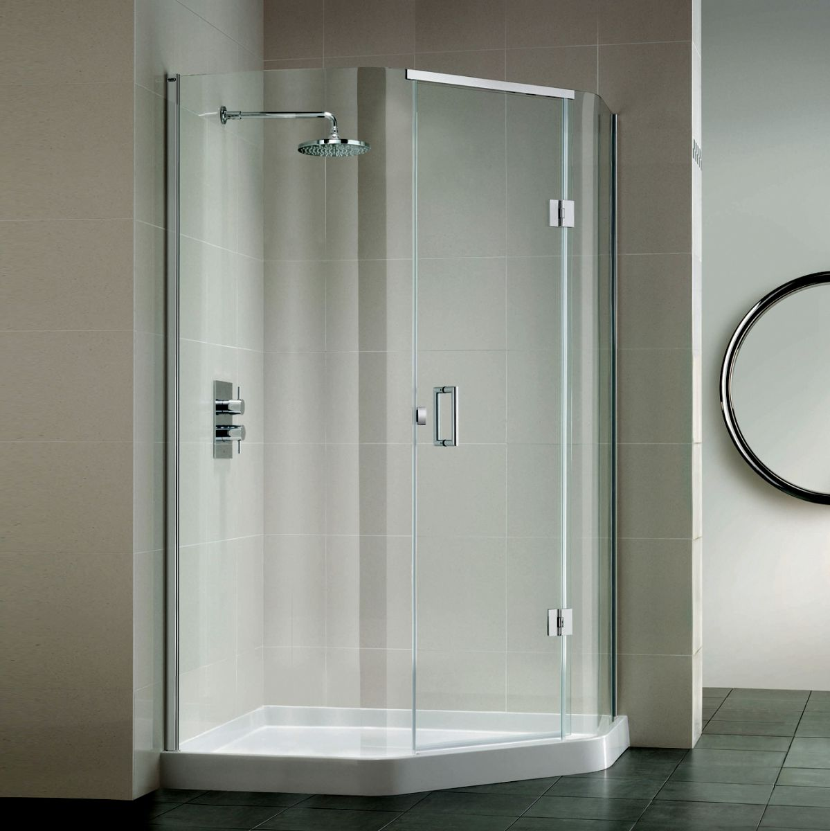 matki original illusion quintesse corner shower enclosure uk bathrooms
