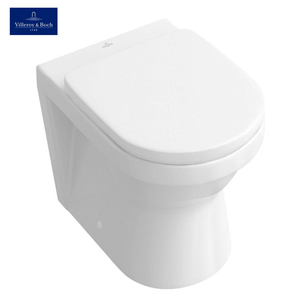 villeroy boch architectura back to wall toilet uk. Black Bedroom Furniture Sets. Home Design Ideas