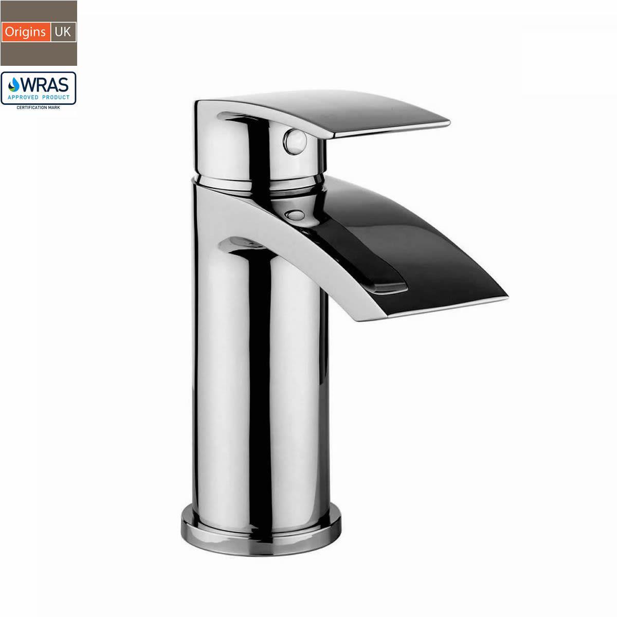 Bathroom basin mixer