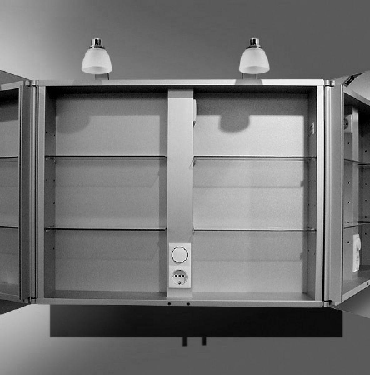 Keuco Royal 30 Mirror Cabinet : UK Bathrooms