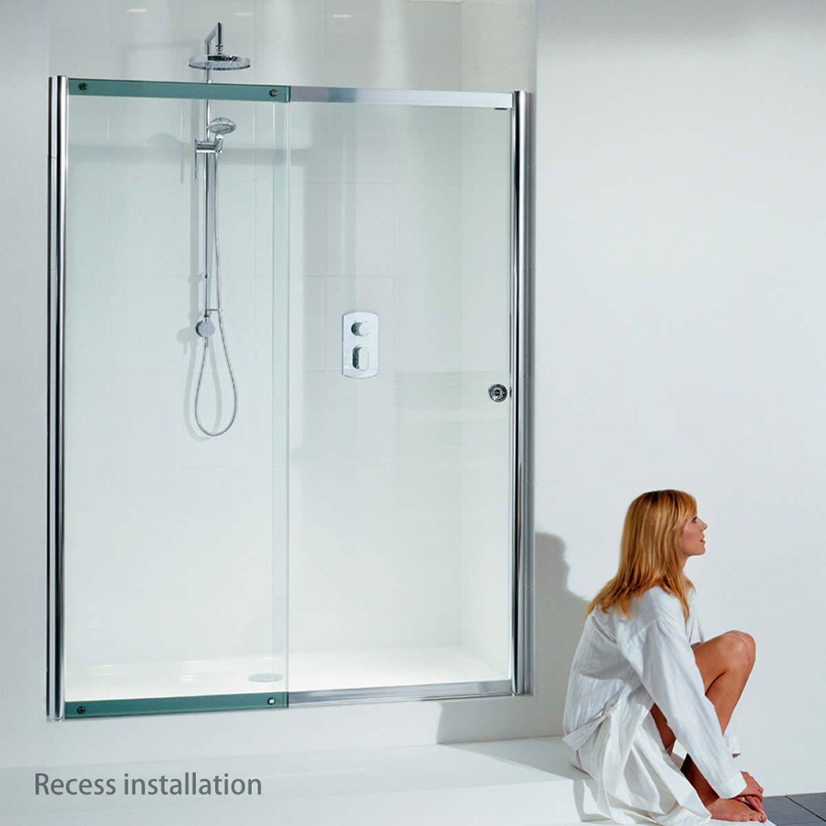 matki colonade sliding shower door uk bathrooms