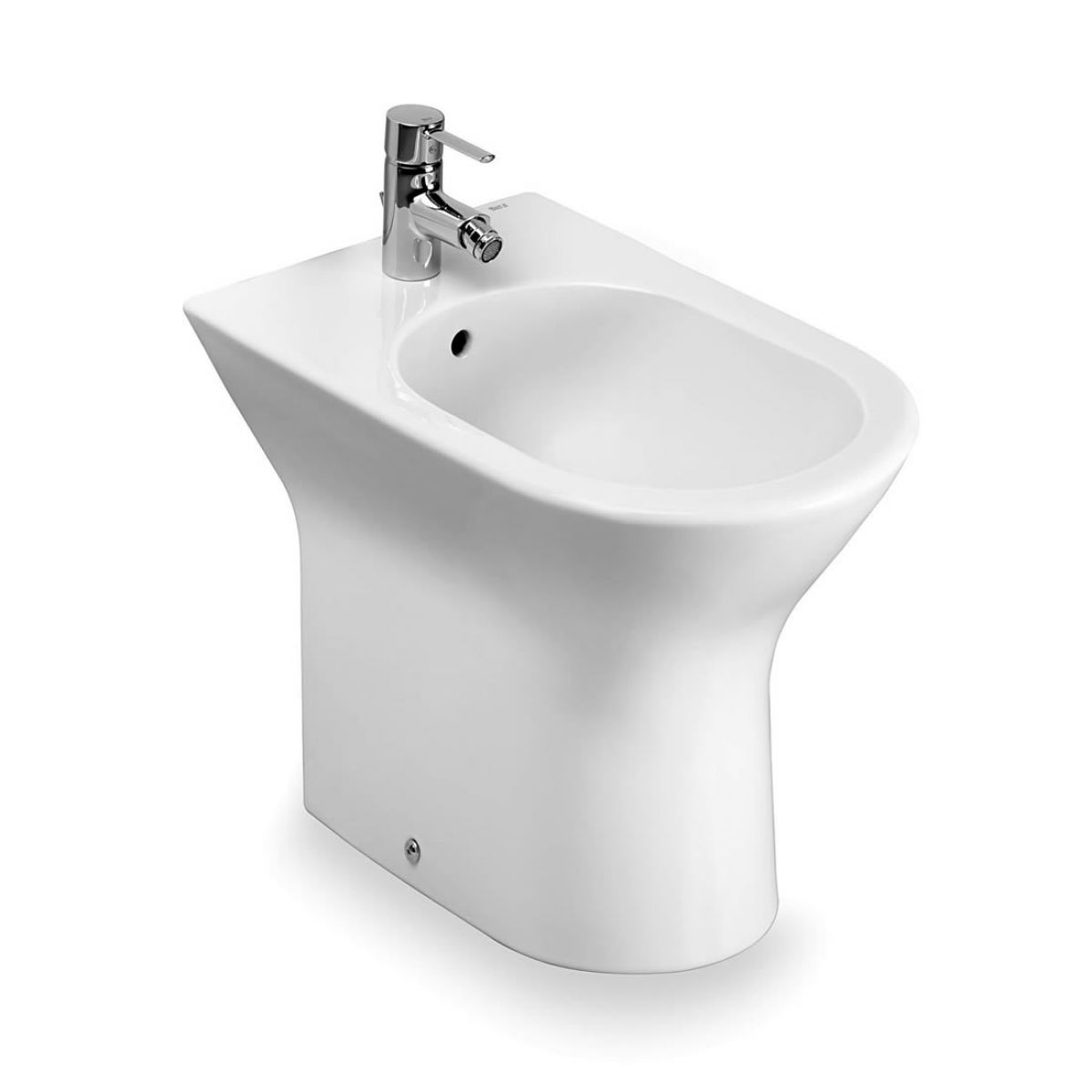 roca nexo floorstanding bidet uk bathrooms. Black Bedroom Furniture Sets. Home Design Ideas