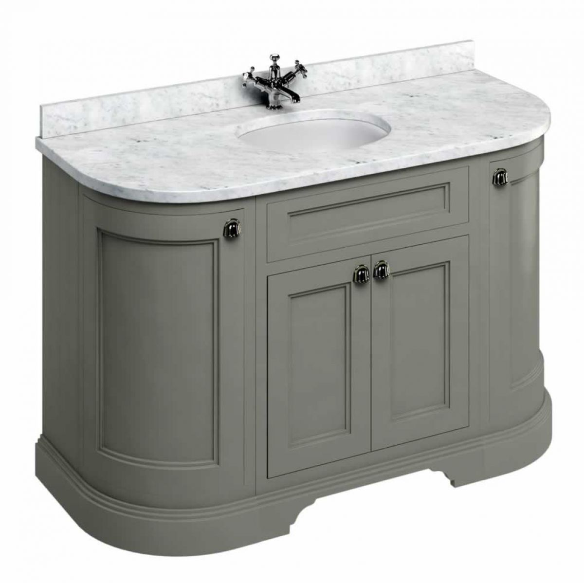 Best Free Standing Vanity Units Brands in UK