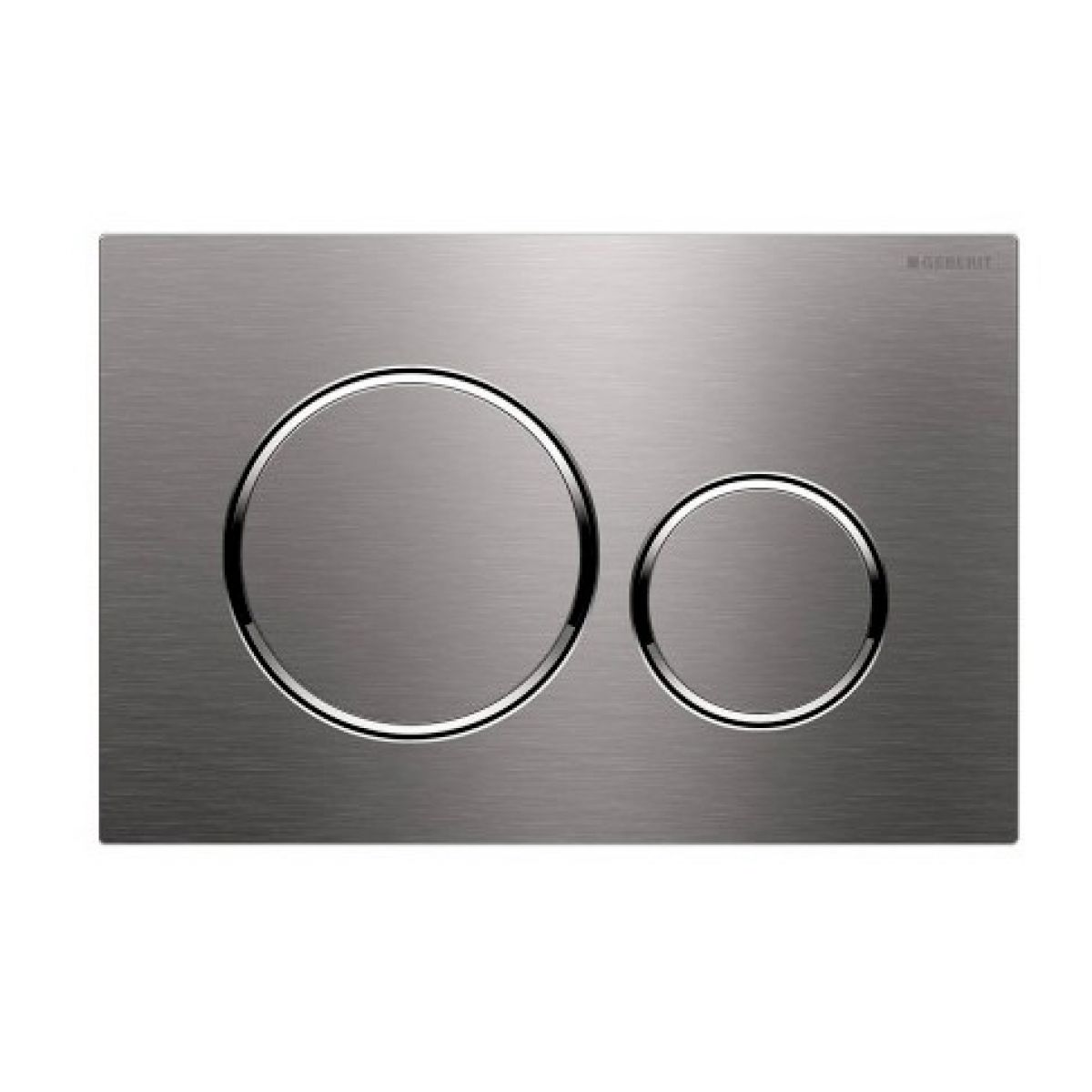 Geberit sigma 20 dual flush cistern plate uk bathrooms for Geberit flush
