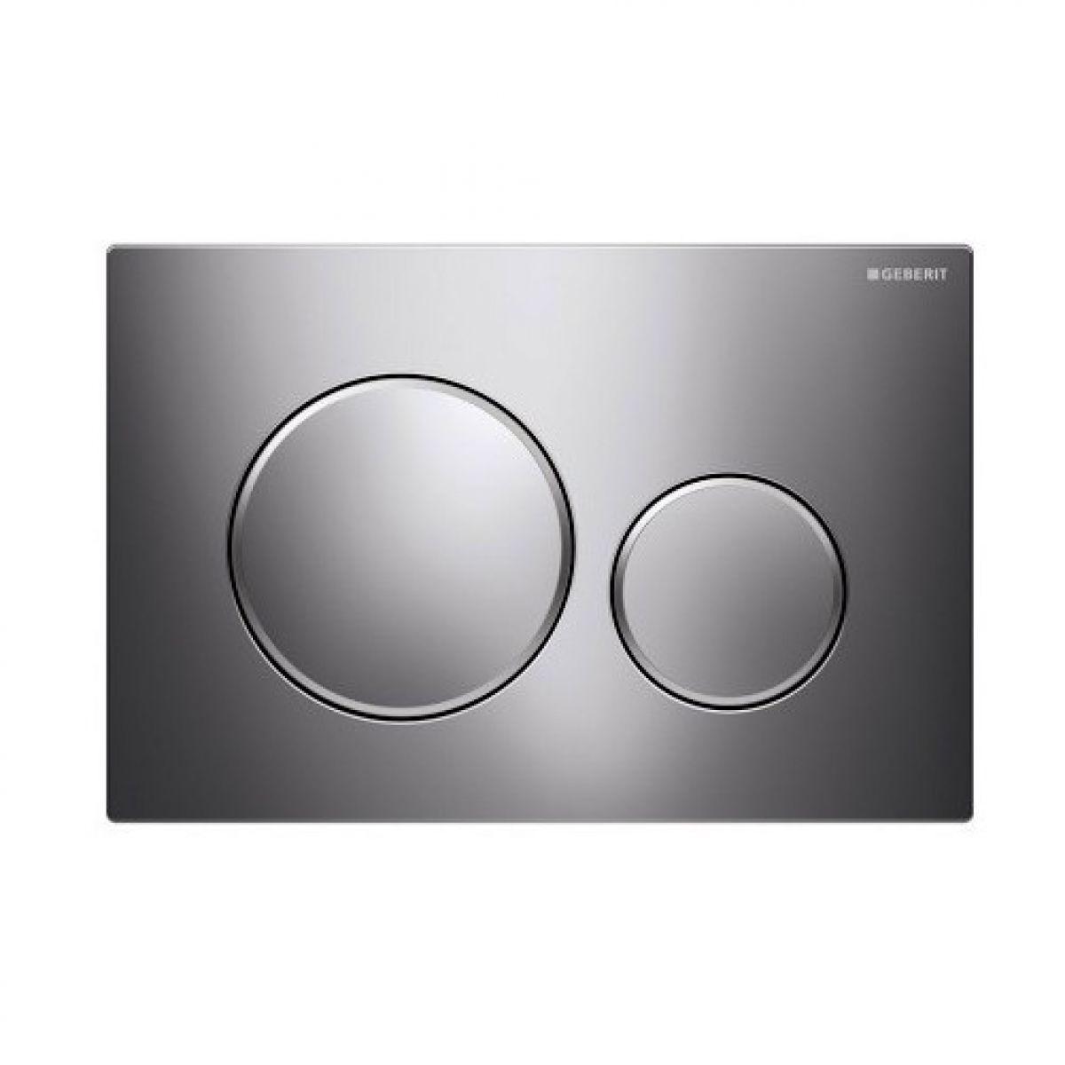 attractive geberit flush #5: Geberit Sigma20 Dual Flush Plate ...