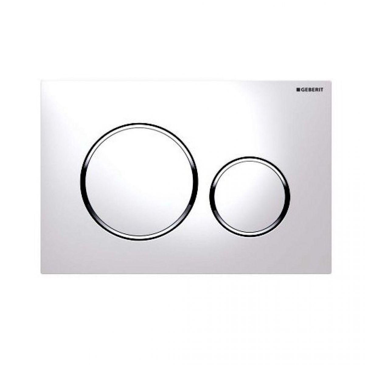 geberit sigma20 dual flush plate uk bathrooms. Black Bedroom Furniture Sets. Home Design Ideas