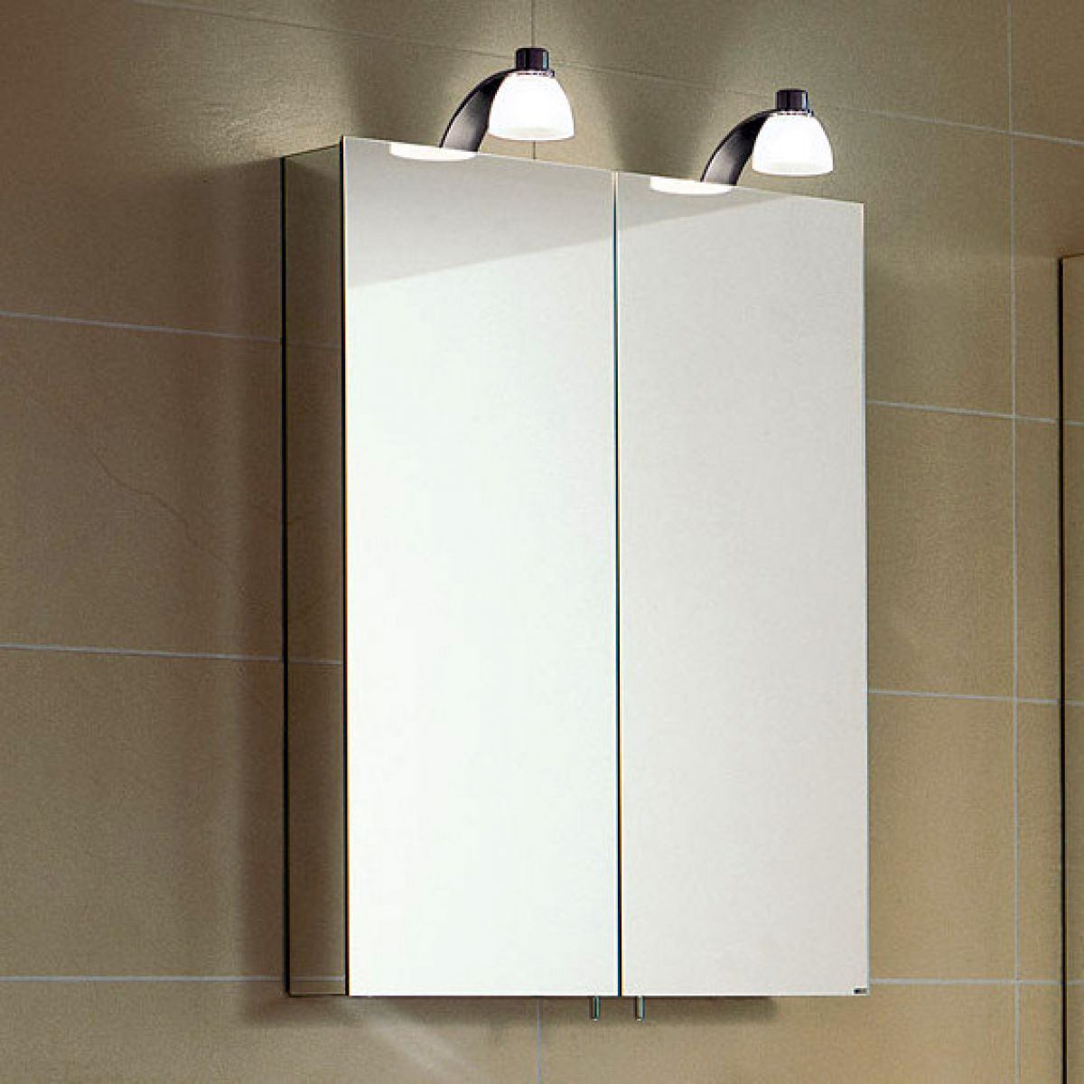 Keuco Royal 30 Mirror Cabinet 600mm : UK Bathrooms