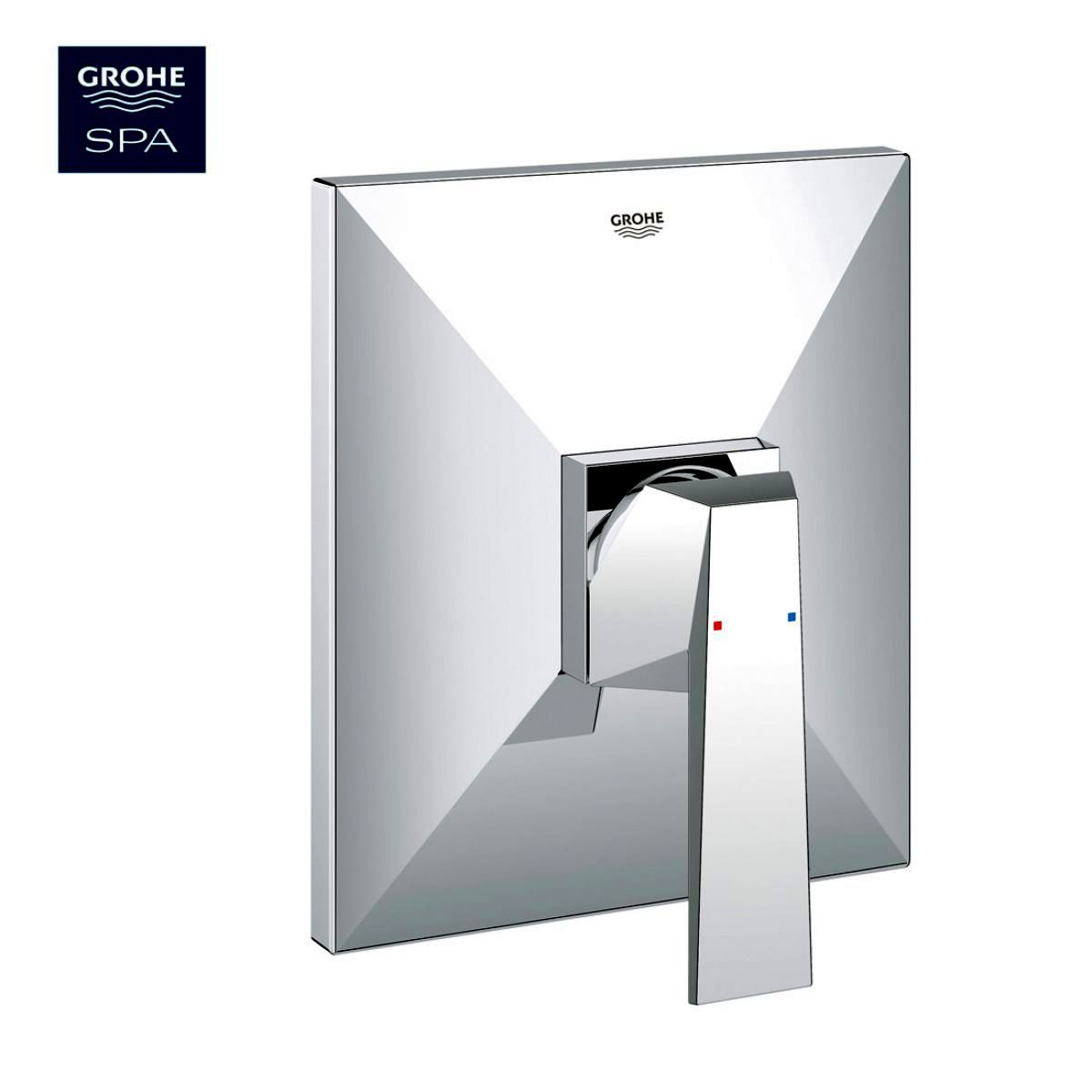 grohe allure brilliant concealed manual shower valve uk. Black Bedroom Furniture Sets. Home Design Ideas