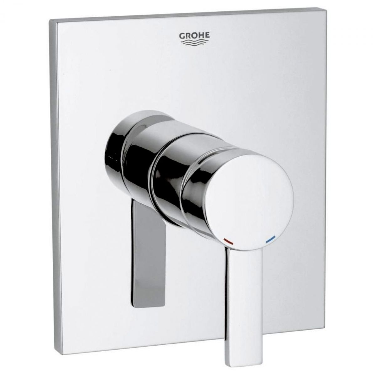 grohe allure single lever shower mixer valve uk bathrooms. Black Bedroom Furniture Sets. Home Design Ideas
