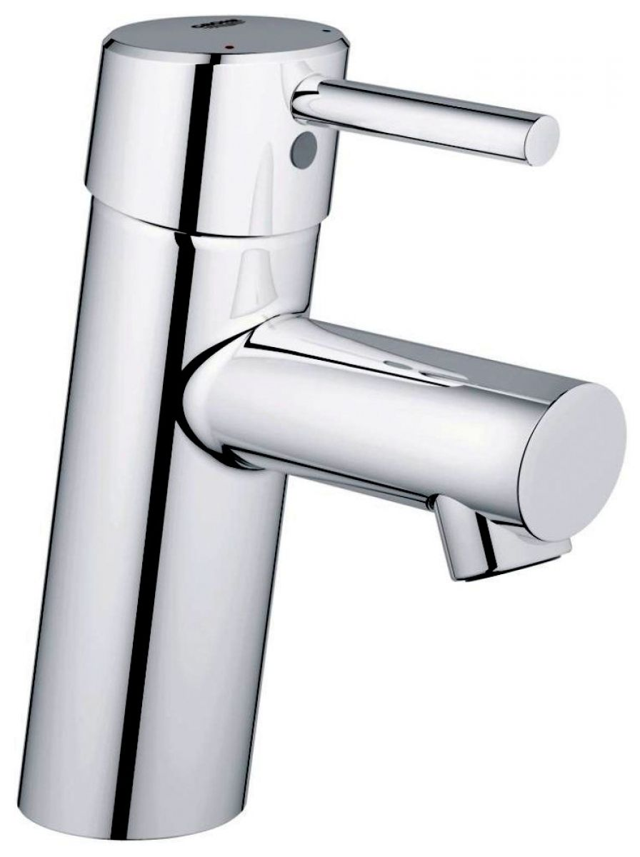 Grohe concetto basin mixer tap uk bathrooms - Grohe concetto shower ...