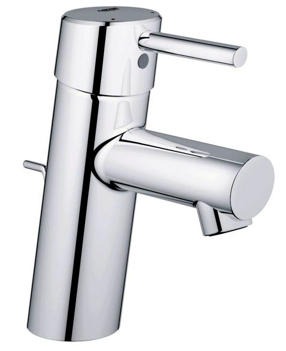 grohe concetto basin mixer tap uk bathrooms. Black Bedroom Furniture Sets. Home Design Ideas