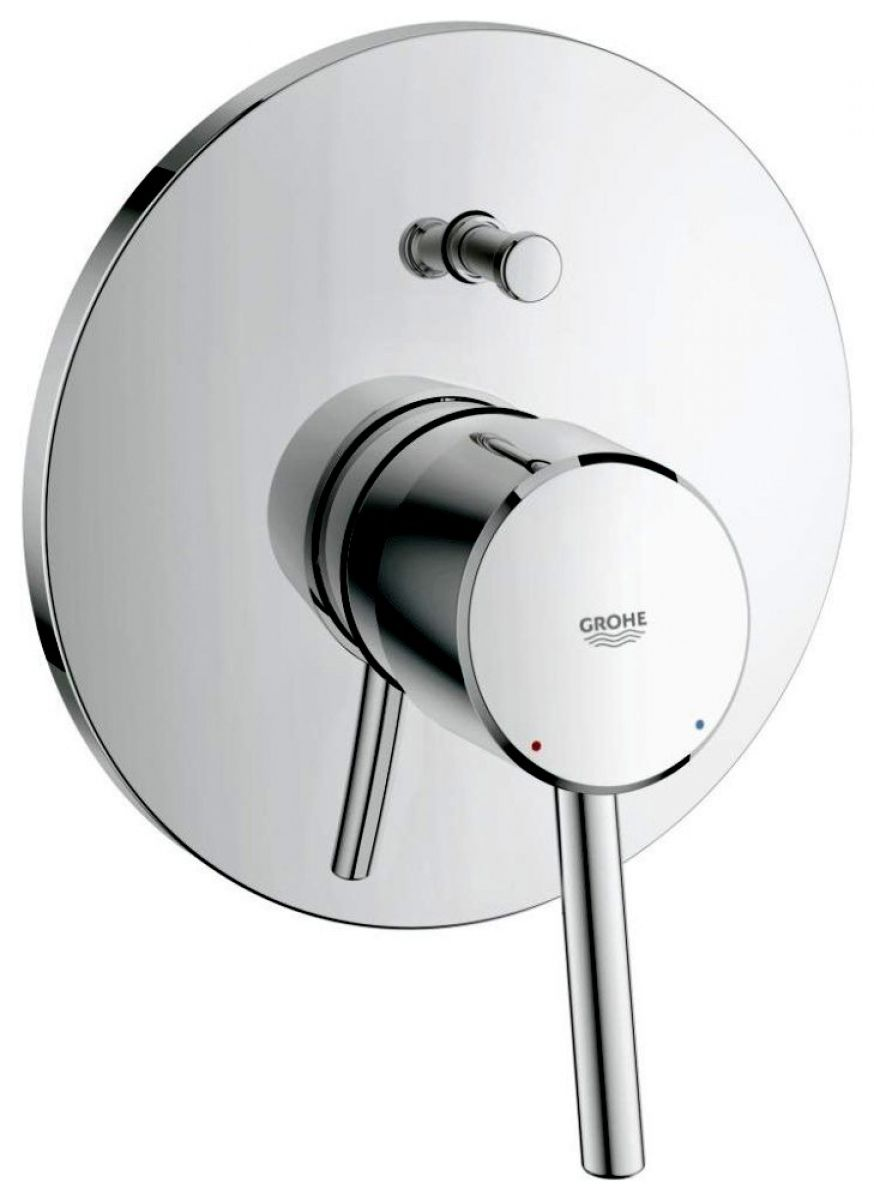 Grohe concetto single lever shower mixer uk bathrooms - Grohe concetto shower ...