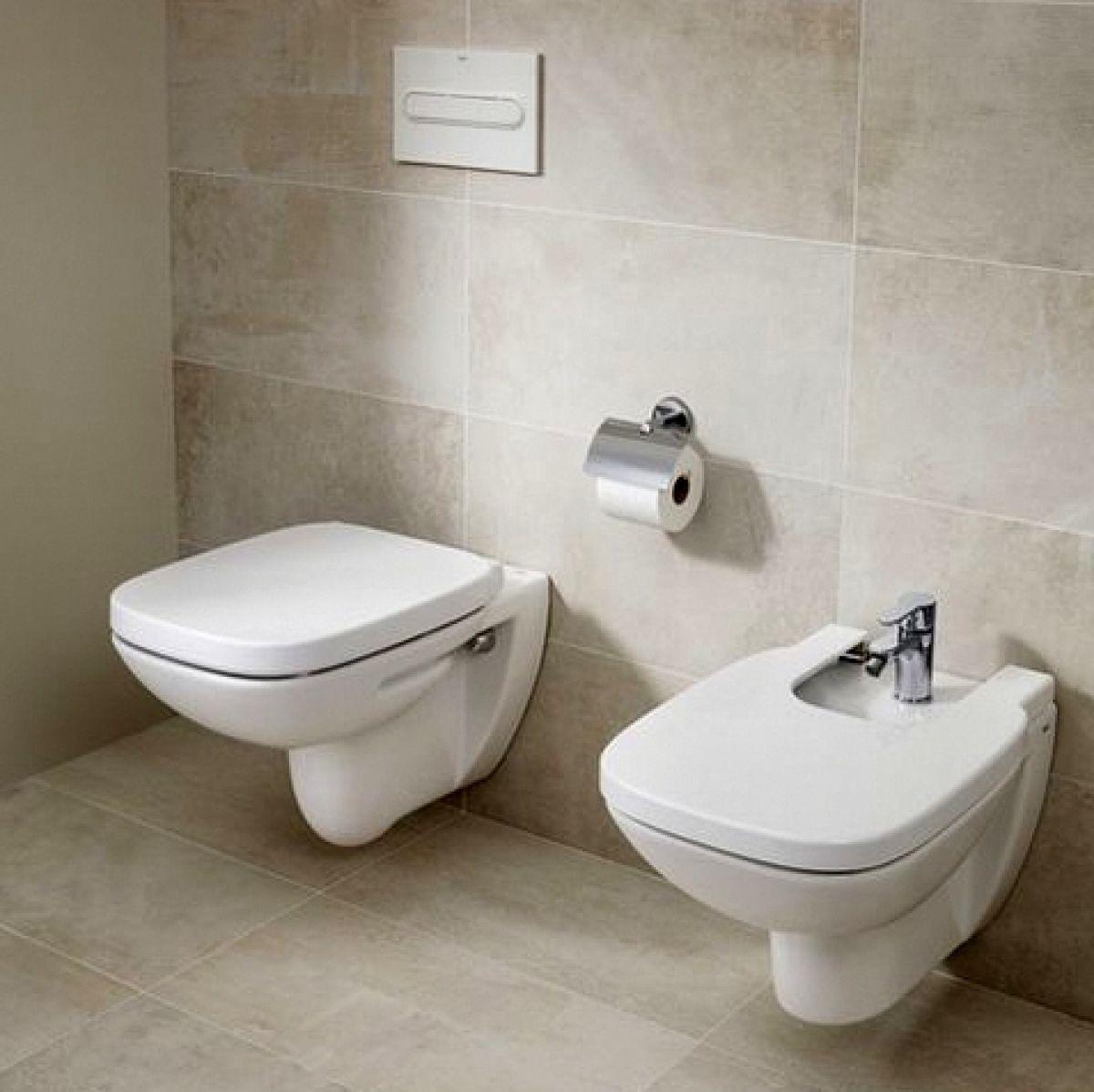 Roca debba wall hung bidet uk bathrooms for Roca bathroom fittings