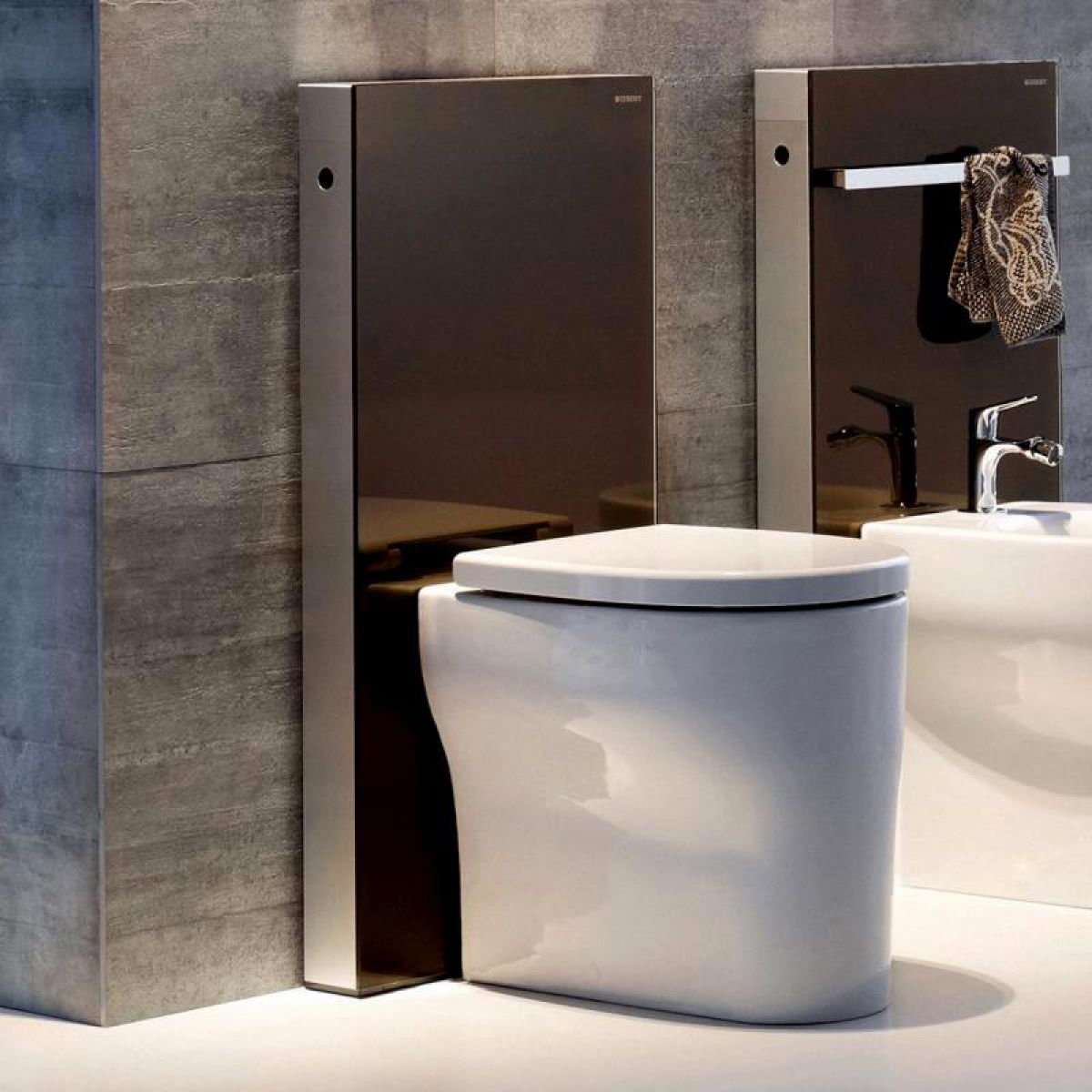 Geberit Monolith Wall Hung Toilet