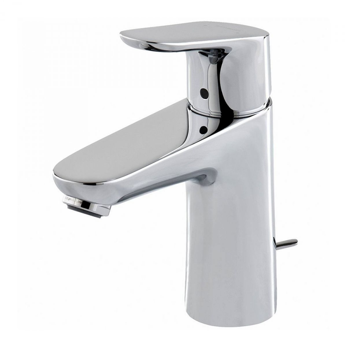 Hansgrohe focus 100 basin mixer tap uk bathrooms for Unterschied grohe hansgrohe