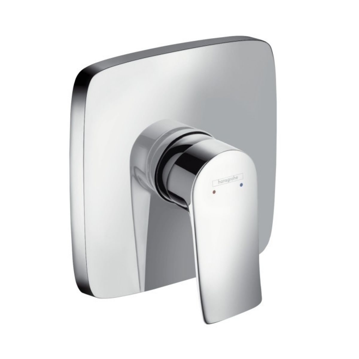 hansgrohe metris single lever shower valve uk bathrooms. Black Bedroom Furniture Sets. Home Design Ideas