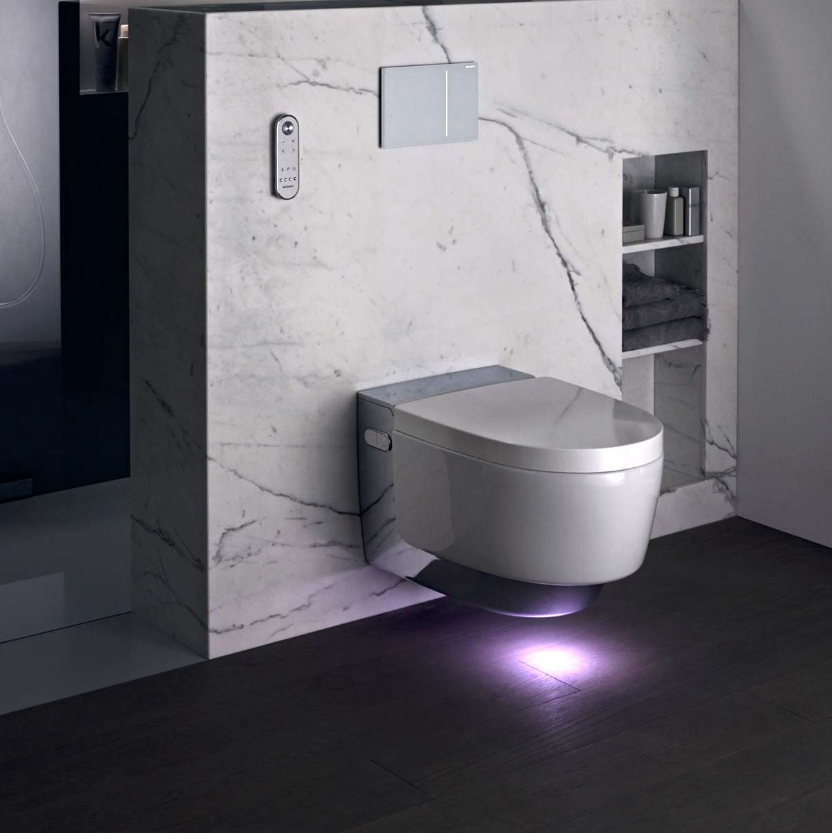 geberit aquaclean mera comfort shower toilet uk bathrooms. Black Bedroom Furniture Sets. Home Design Ideas