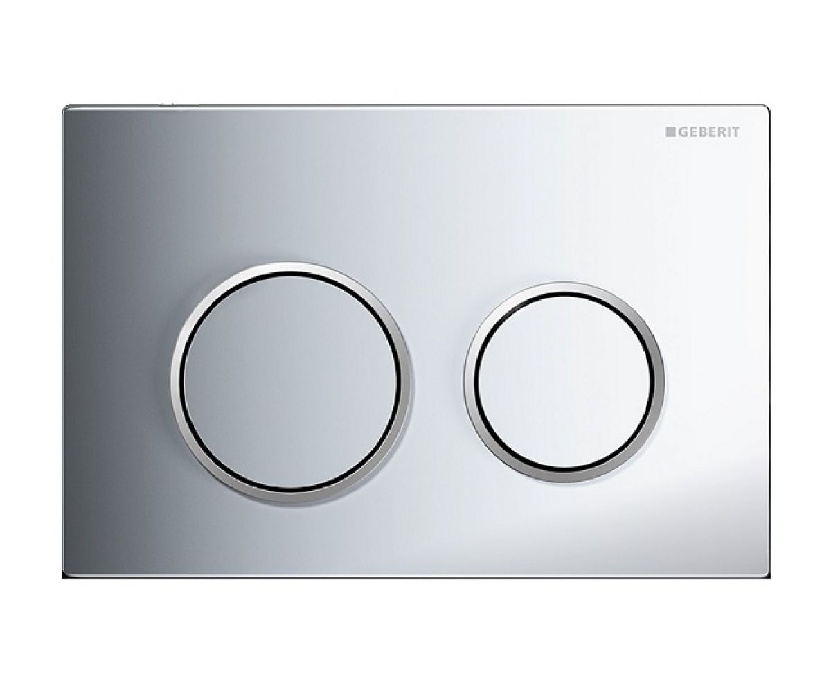 Geberit omega20 dual flush plate uk bathrooms for Geberit products
