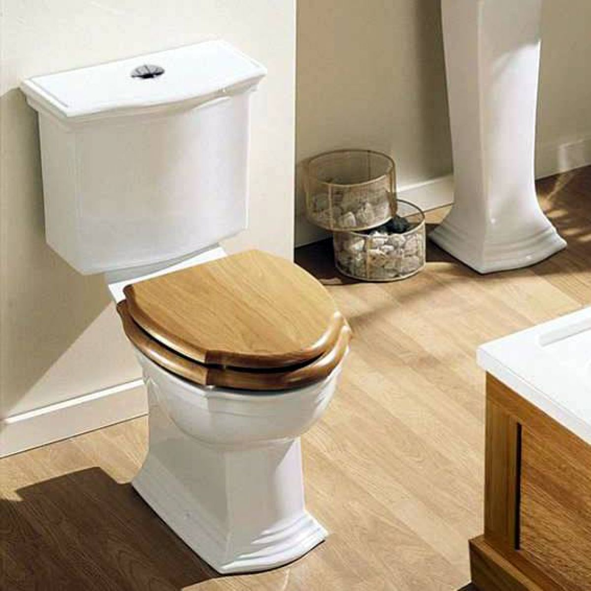 Imperial Westminster Close Coupled Toilet Uk Bathrooms